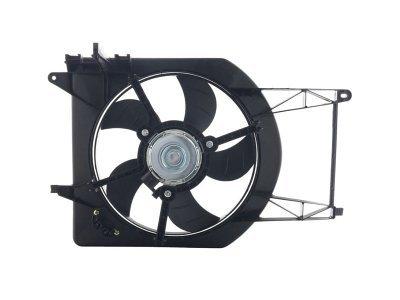 Ventilator hladnjaka 300623W3 - Fiat Albea/Palio/Weekend 02-