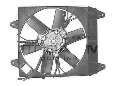 Ventilator hladnjaka 302023W2 - Fiat Ritmo 85-89