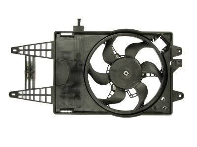 Ventilator hladnjaka 302223W1 - Lancia Ypsilon 03-11