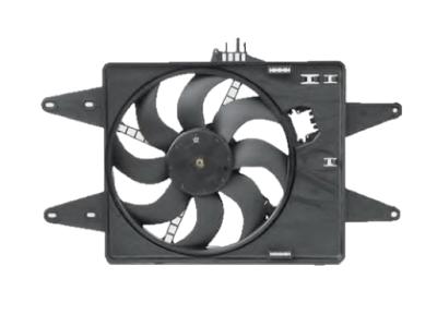 Ventilator hladnjaka 304023W3 - Fiat Doblo 01-10