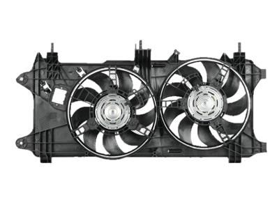 Ventilator hladnjaka 304123W5 - Fiat Doblo 06-10