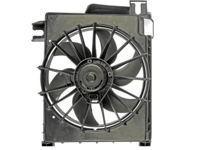 Ventilator hladnjaka 317123W1 - Dodge RAM 01-