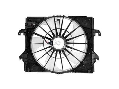 Ventilator hladnjaka 317323W2 - Dodge RAM 08-13