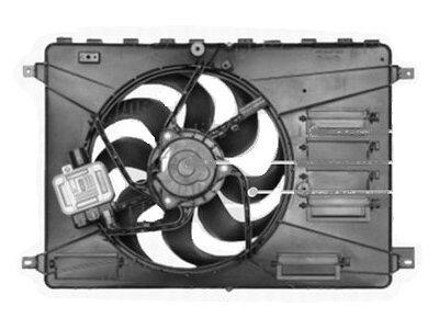 Ventilator hladnjaka 321923W1 - Ford Mondeo 07-15
