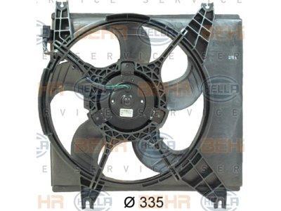 Ventilator hladnjaka 404023W1X - Hyundai Atos 97-02