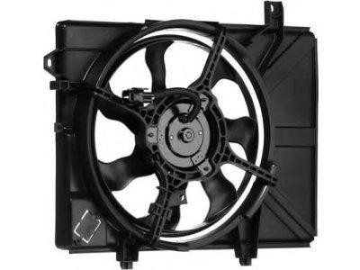Ventilator hladnjaka 404223W1 - Hyundai Getz 02-11