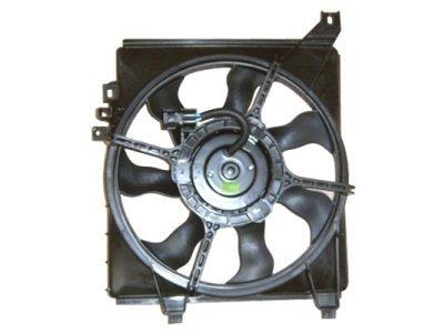 Ventilator hladnjaka 404223W3X - HYUNDAI GETZ (TB), 02-11