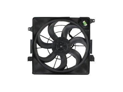 Ventilator hladnjaka 404823W1X -  KIA SPORTAGE (SL), OEM, 10-15