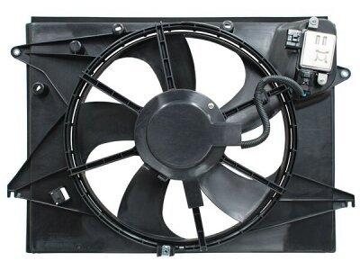 Ventilator hladnjaka 40D123W1 - Hyundai Sonata 14-