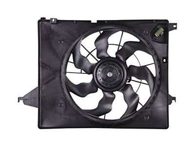 Ventilator hladnjaka 417223W1X - Kia Sorento 09-