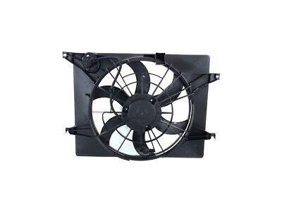Ventilator hladnjaka 41D123W1 - Kia Optima 10-15