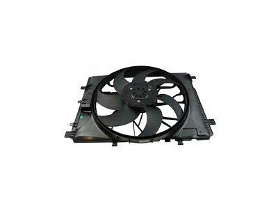 Ventilator hladnjaka 50L123W2 - Mercedes Razred SLK 11-