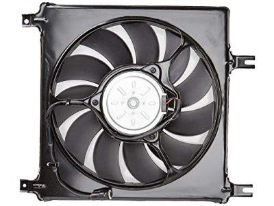 Ventilator hladnjaka 550323W1X - Opel Agila 00-08