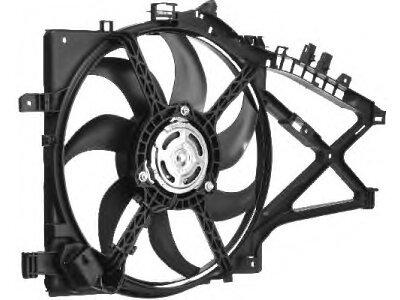 Ventilator hladnjaka 555623W9-3X - Opel Combo 04-