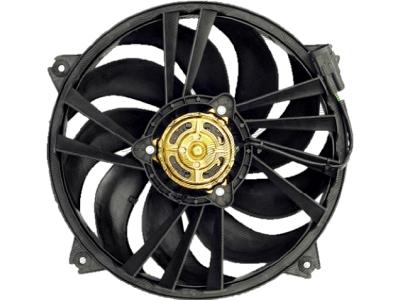 Ventilator hladnjaka 571023W2-Q - Peugeot 306 00-08