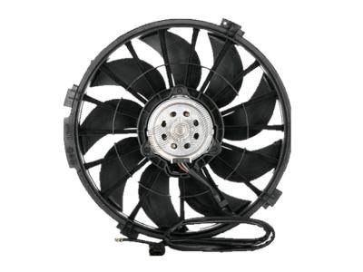Ventilator hladnjaka 578623W1X - Peugeot Expert 2.0 HDi 00-