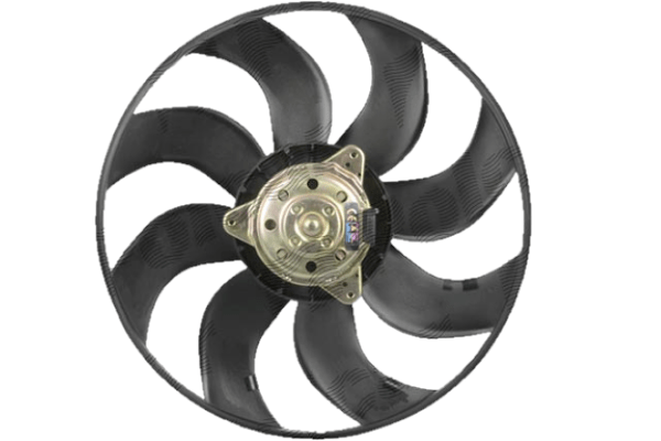 Ventilator hladnjaka 601523U1 - Clio 1.2 16V 01-