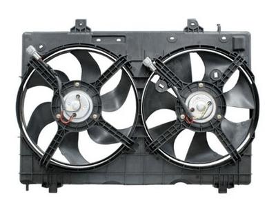 Ventilator hladnjaka 608023W1 - Renault Koleos 08-15