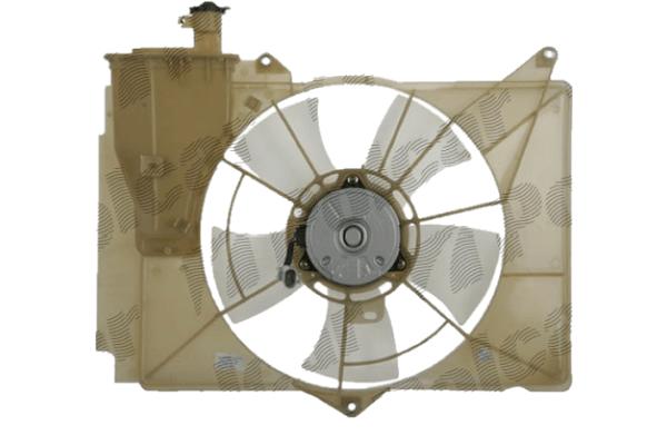 Ventilator hladnjaka 810323W6 - Toyota Yaris 1.4 D 4D 01-