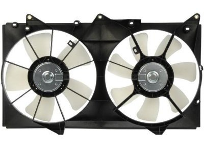 Ventilator hladnjaka 813723W2 - Toyota Camry 3.0 V6 24V 01-06