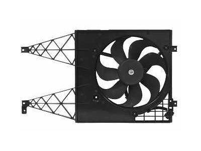 Ventilator hladnjaka 952523W2 - Seat Cordoba 02-09