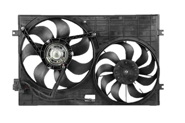 Ventilator hladnjaka 952523W5-Q - Seat Ibiza 01-