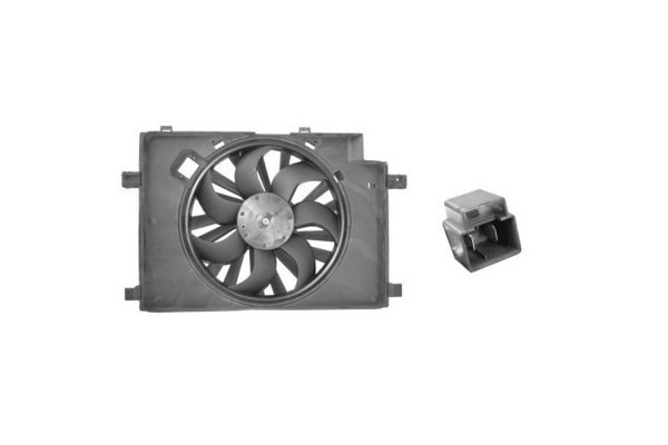 Ventilator hladnjaka Alfa 147 00-