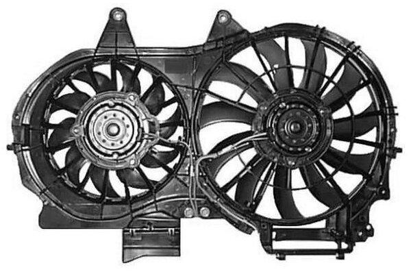 Ventilator hladnjaka Audi A4 00-04