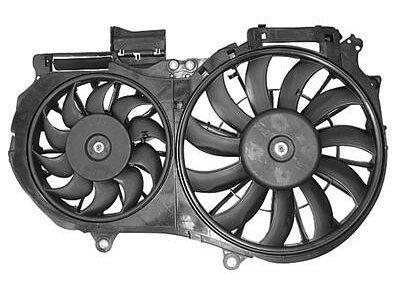 Ventilator hladnjaka Audi A4 00- 2.4 / 3.0