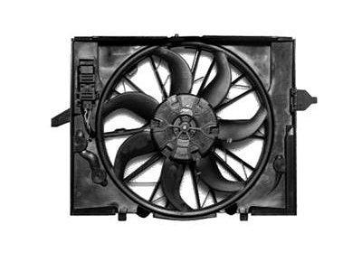 Ventilator hladnjaka BMW 5 E60 -05