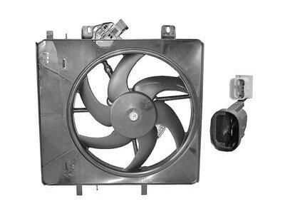 Ventilator hladnjaka Citroen C2
