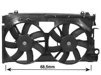 Ventilator hladnjaka Citroen Xsara 97-00 benzin