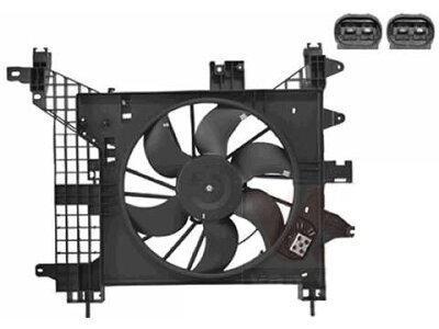 Ventilator hladnjaka Dacia Duster 10-