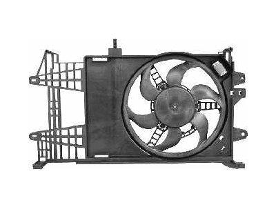 Ventilator hladnjaka Fiat Punto 00-03 (310mm)