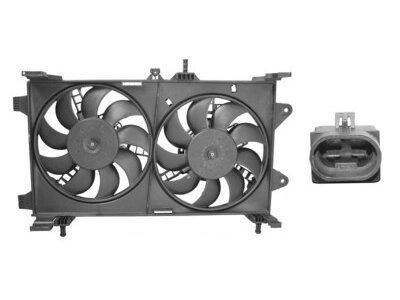 Ventilator hladnjaka Fiat Punto 00-03 (63kW)