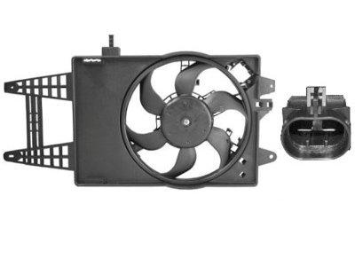 Ventilator hladnjaka Fiat Punto 00-03