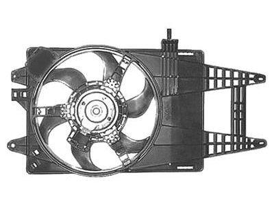 Ventilator hladnjaka Fiat Punto 03-09 za klimu