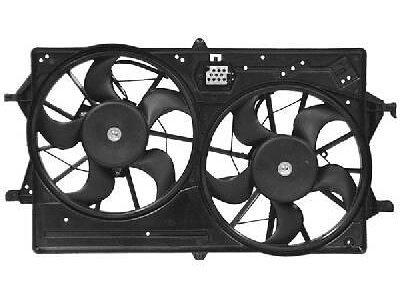 Ventilator hladnjaka Ford Focus -03