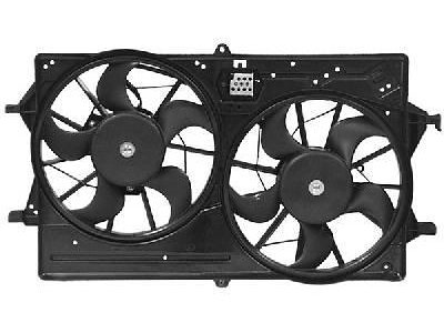 Ventilator hladnjaka Ford Focus 98-04 za klimu