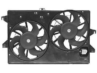 Ventilator hladnjaka Ford Mondeo 97-00 za klimu