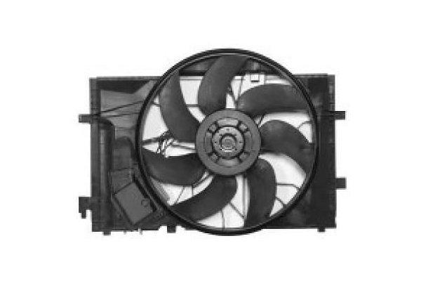 Ventilator hladnjaka Mercedes-Benz C W203 00-07