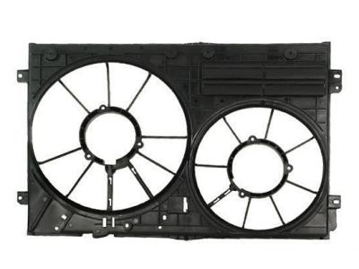 Ventilator hladnjaka (okvir)  957823-2Q - Volkswagen Touran 03-10