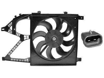 Ventilator hladnjaka Opel Corsa 00-06 (1.2)