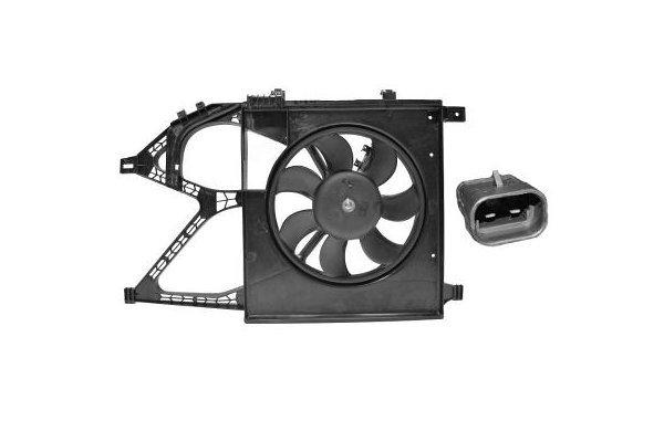 Ventilator hladnjaka Opel Corsa 00-06