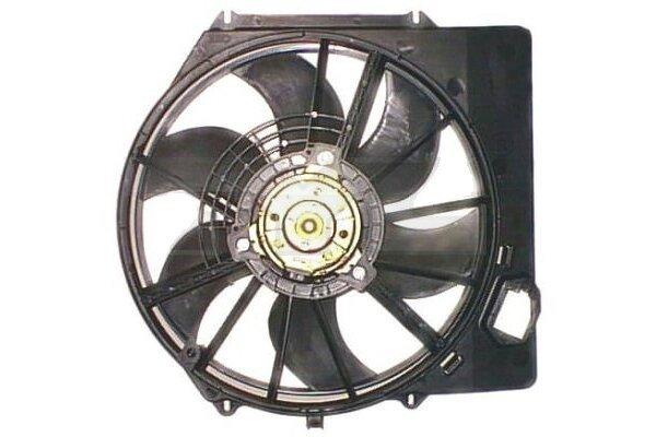 Ventilator hladnjaka - Renault Clio 01-12