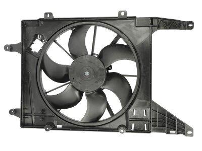 Ventilator hladnjaka - Renault Clio 98-12