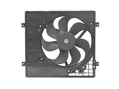 Ventilator hladnjaka Seat Toledo/Leon 99-05 (1.4)