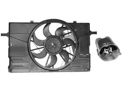 Ventilator hladnjaka Volvo C30 -10