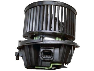 Ventilator kabine Citroen C2 03- ac+