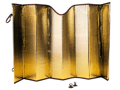 Vetrobranska zaštita od sunca, 60 x 130 cm, Protex Premium